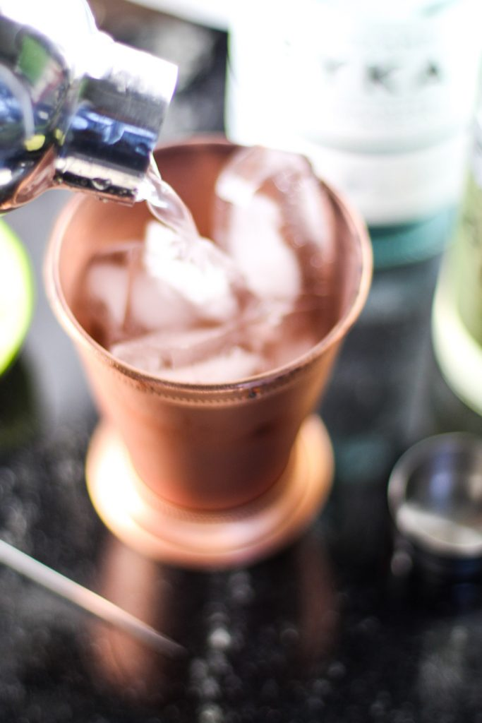 IPA Beer Lovers are going to love this easy to make IPA Moscow Mule Cocktail Recipe! A fun twist on a classic Moscow Mule