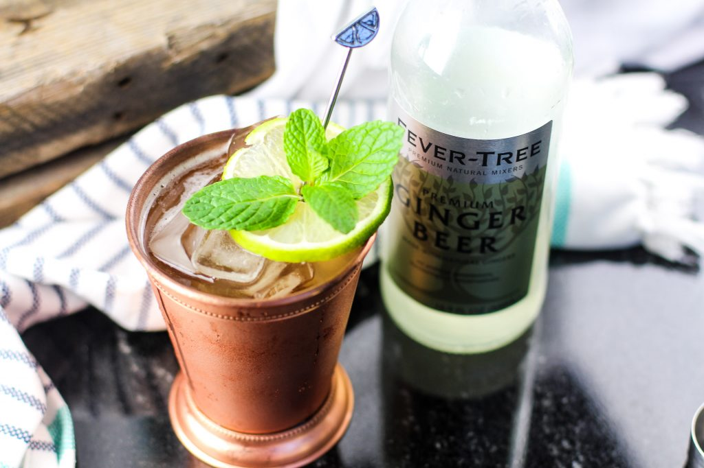 IPA Moscow Mule Cocktail Recipe