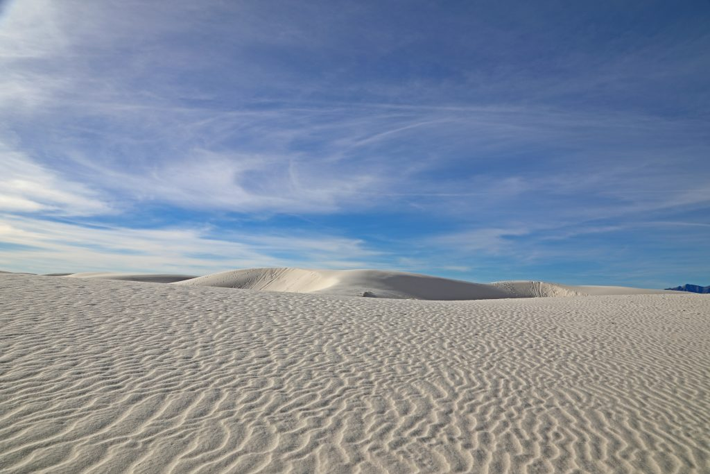 Planning a trip to White Sands